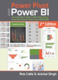 Power Pivot and Power BI.  The Excel User's Guide to DAX, Power Query, Power BI & Power Pivot