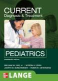 Current Diagnosis and Treatment Pediatrics