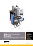 Bilgewater Membrane Separator - Village Marine