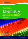 Complete Chemistry for Cambridge IGCSE