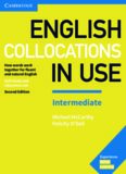 English Collocations in Use Intermediate Book with Answers: How Words Work Together for Fluent