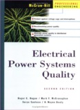 Electrical Power Systems Quality, Second Edition