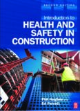 Introduction to Health and Safety in Construction, : The handbook for construction professionals