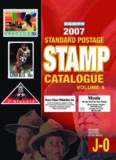 2007 Scott Standard Postage Stamp Catalogue including Countries of the World J-o (Scott Standard