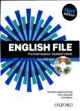 English File: Pre-intermediate: Student's Book