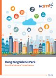 IoT and Smart City solutions 100 IoT and Smart City solutions from Hong Kong Science Park