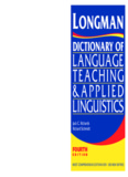 language teaching and applied linguistics
