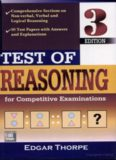 Test Of Reasoning For Competitive Examinations