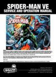 Spider-Man Vault Manual Spider-Man Vault Manual