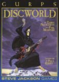 GURPS - Discworld - Role-Playing Game