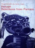 Paroles: Selections (Modern Poets)