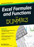 Excel® Formulas and Functions For Dummies®, 3rd Edition