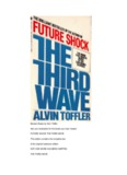 3rdWave by Alvin Toffler