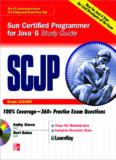 SCJP Sun Certified Programmer for Java 6