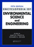 Encyclopedia of Environmental Science and Engineering