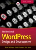 Wrox Press Professional WordPress, Design and Development 3rd