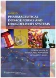 ansel drug delivery system