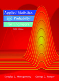 Applied Statistics and Probability for Engineers, 5e