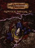 Monster Manual IV (Dungeons & Dragons d20 3.5 Fantasy Roleplaying)