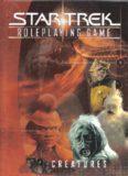Star Trek Role Playing Game: Creatures (Star Trek Rpg)