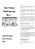 Class 11 Physics Volume 1