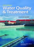 Water Quality and Treatment A Handbook on Drinking Water