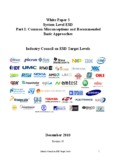 White Paper 3 System Level ESD Part I: Common - ESD Association