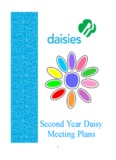 Second Year Daisy Meeting Plans - Mount Vernon Trails