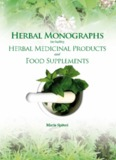 Herbal Monographs including Herbal Medicinal Products and Food Supplements