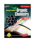 Balaji Advanced Problems in Organic Chemistry Part 1 upto page 240 by M S Chouhan for IIT JEE main