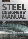 Steel Designers' Manual