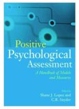 Positive Psychological Assessment; A Handbook of Models – American Psychological Association APA