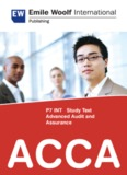 P7 INT Study Text Advanced Audit and Assurance ACCA