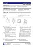 EasyLight Installation Manual