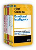 HBR Guides to Emotional Intelligence at Work Collection (5 Books)