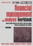 Financial Management and Analysis Workbook: Step-by-Step Exercises and Tests to Help You Master