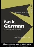 Basic German: A Grammar and Workbook - PRS for Music Foundation - Home