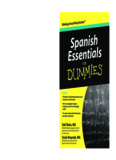 Spanish Essentials For Dummies - Scanmylibrary