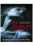 1-On Dublin street – Samantha Young