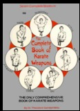 the complete book of karate weapons