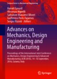 Advances on Mechanics, Design Engineering and Manufacturing : Proceedings of the International