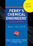 Chemical Engineers Handbook- Perry