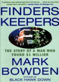 Finders Keepers. The Story of a Man Who Found $1 Million
