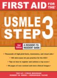 First Aid for the USMLE Step 3, Second Edition (First Aid USMLE)