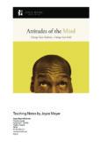 Attitudes of the Mind - Joyce Meyer Ministries: Asia - Home