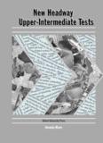 New Headway Upper-Intermediate Tests