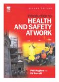 Introduction to Health and Safety at Work, Second Edition: The handbook for students on NEBOSH
