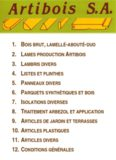 P - Liste de prix 2015