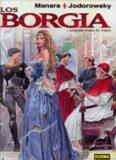 Milo Manara Comic Erotico Xxx Los Borgia-1