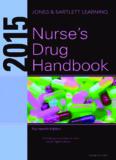 Nurse's Drug Handbook Jones & Bartlett 2015 [SRG]